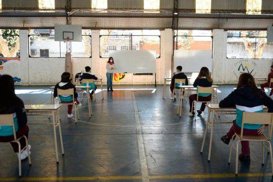 El Gobierno bonaerense planifica el regreso para marzo de las clases presenciales