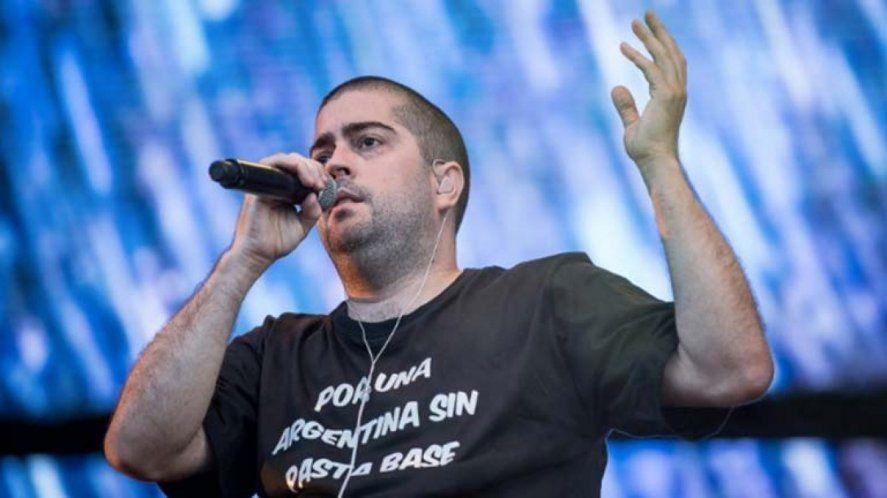 Patricio Fontanet, lider de Don Osvaldo.