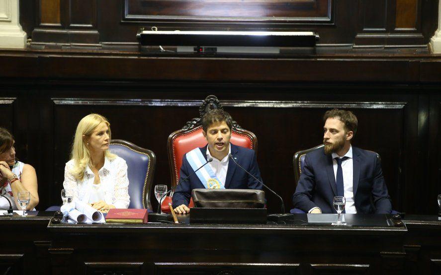 Kicillof anulará el tarifazo de Vidal y pedirá la intervención de Alberto por el traspaso de EDENOR y EDESUR
