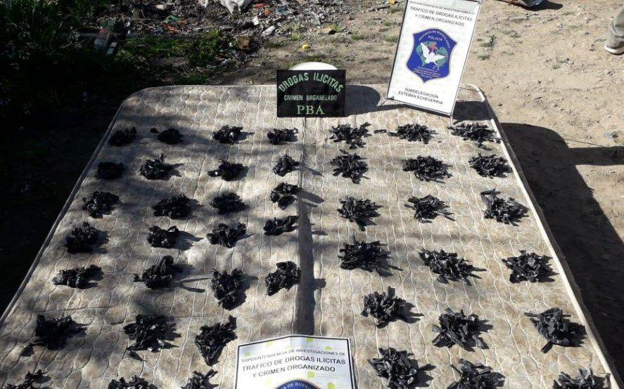 Cayó una banda narco dedicada a la venta de marihuana y cocaína: 13 detenidos
