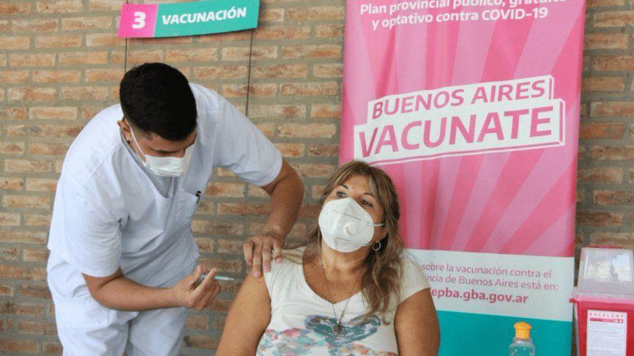 Argentina avanza con la campaña de vacunación contra el coronavirus