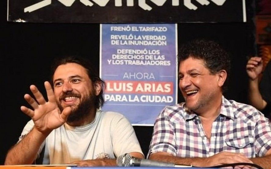 """Luis Arias se lanza como candidato a intendente: """"necesitamos pensar primero en la gente"""""""