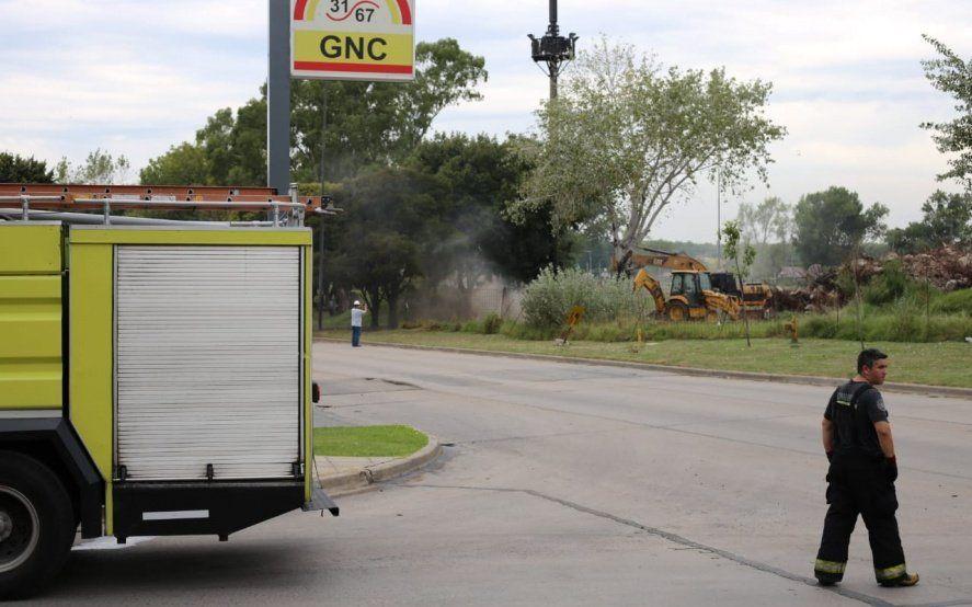 Tras la rotura de un caño maestro de gas, aseguran que los vecinos ya pueden volver a sus casas