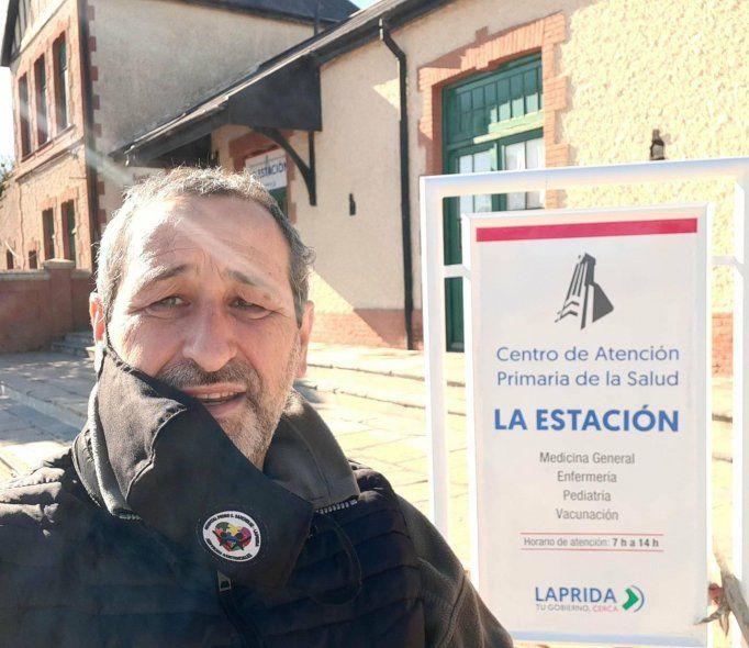 El intendente de Laprida