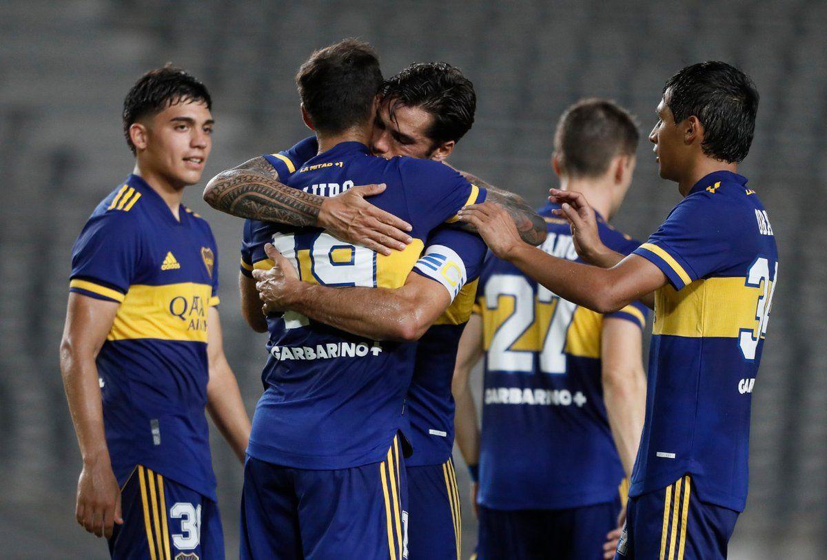 Momento de recambio para Boca que juega en Santa Fe con Unión.