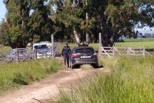 Dos delincuentes mataron a un empleado rural delante de dos hermanos de 89 y 99 años