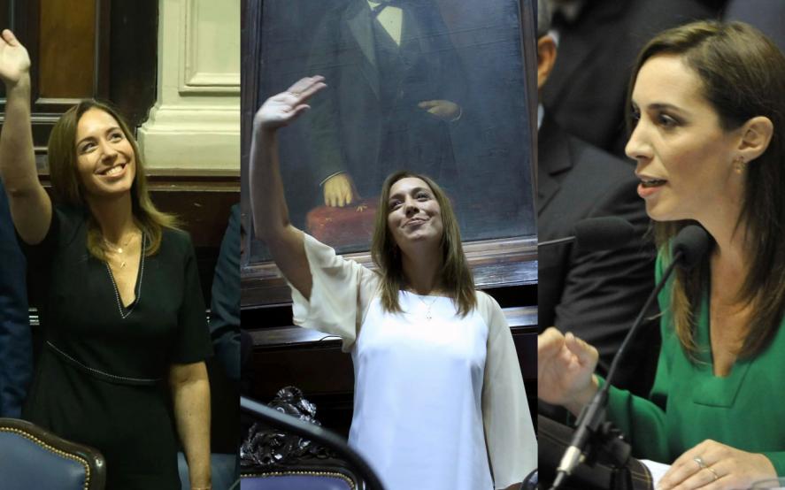 Palabra por palabra: así fueron los discursos de María Eugenia Vidal en 2016, 2017 y 2018