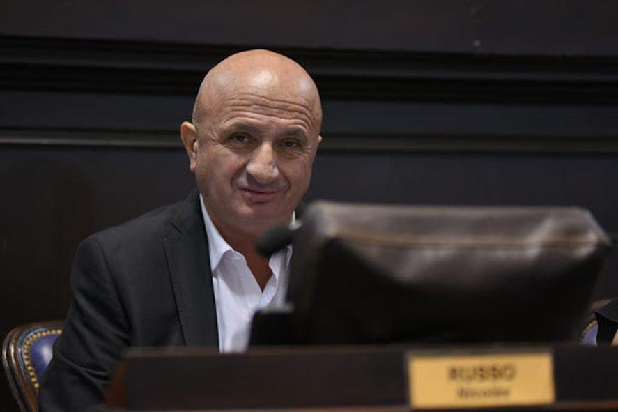 Nicolás Russo cuestionó a Vidal por irse a la Ciudad