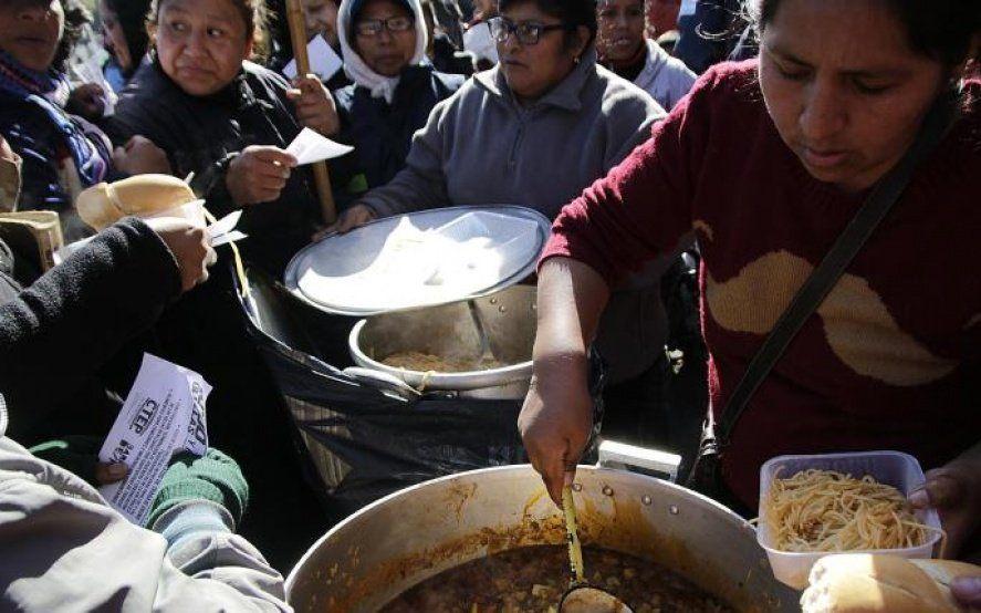 Crisis: La Iglesia Católica pidió que el gobierno declare la Emergencia Alimentaria