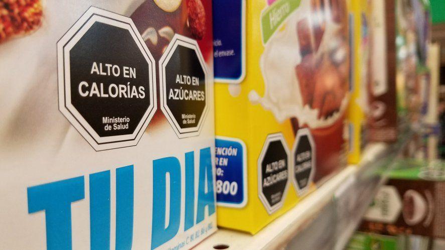Ley de Etiquetado en alimentos