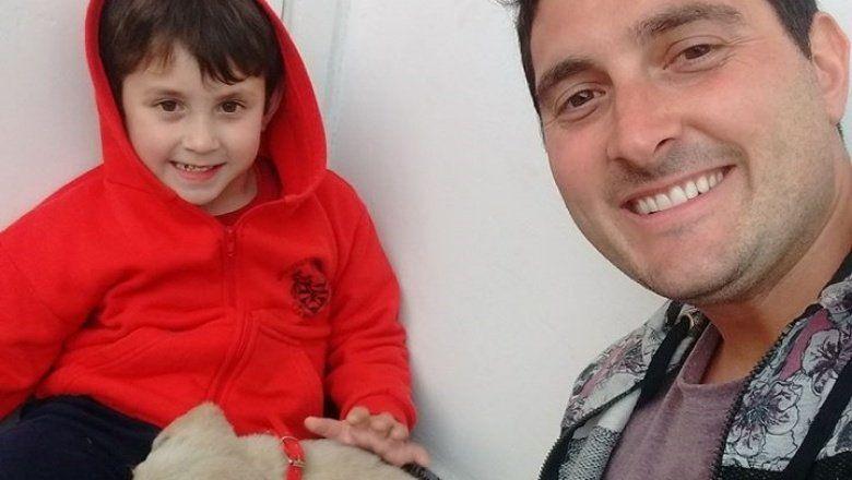 Búsqueda desesperada: un padre obtuvo la tenencia de su hijo, pero la madre del chico se lo llevó
