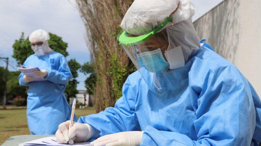 En provincia de Buenos Aires se reportaron 7.621 nuevos casos de coronavirus.