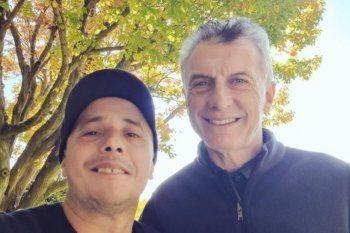 Macri y El Dipy se reunieron y almorzaron juntos. El música cada vez más cerca de Juntos por el Cambio