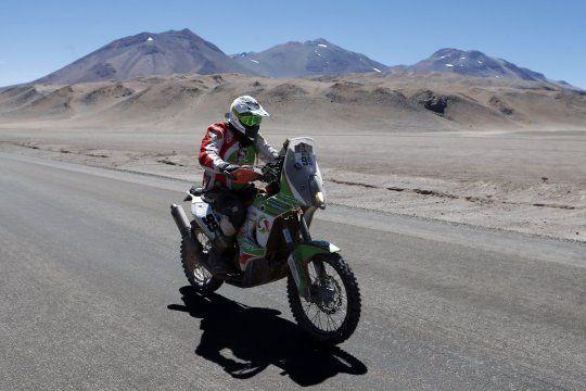 Pierre Cherpin es la primera víctima fatal del Dakar 2021.
