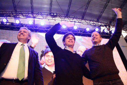 insaurralde junto a alberto en el debate: macri mintio e hizo promesas incumplibles