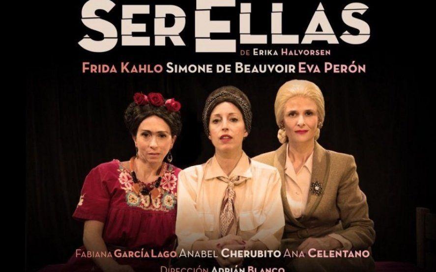 """El Coliseo abre su temporada 2019 con la obra """"Ser ellas"""", en conmemoración al Día de la Mujer"""