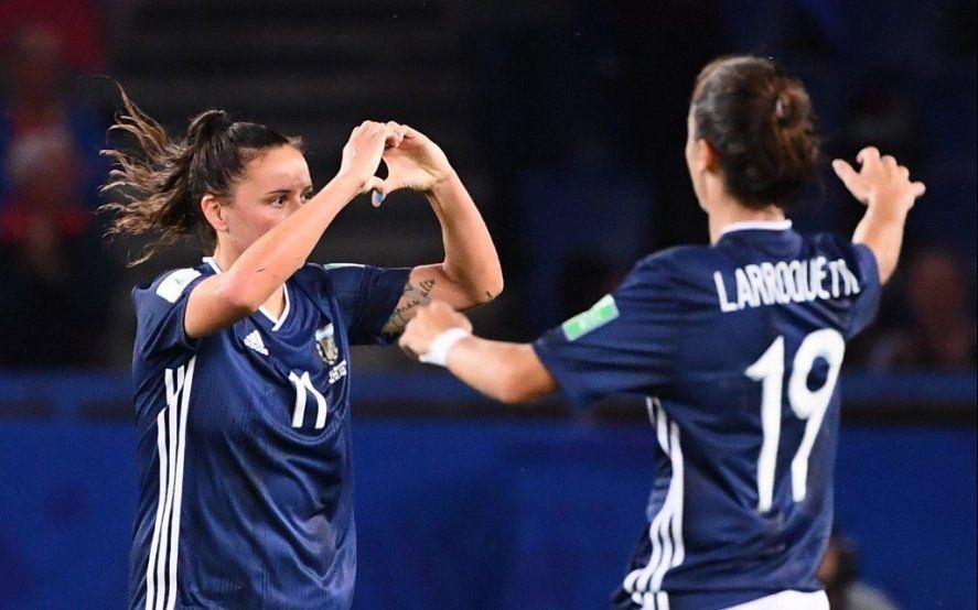 Argentina de los milagros: remontó un 0 -3 y sueña con la clasificación