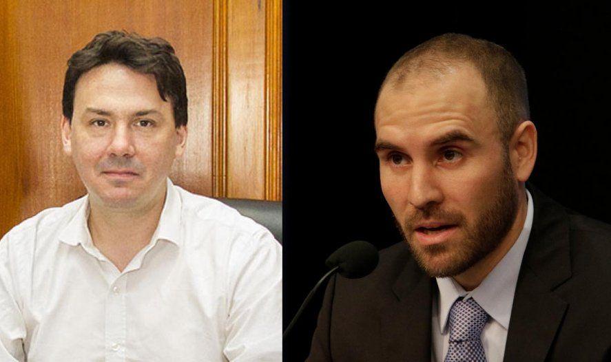 Federico Basualdo y Martín Guzmán