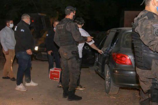 desarticulan 3 fiestas clandestinas en moreno con mas de 1800 personas