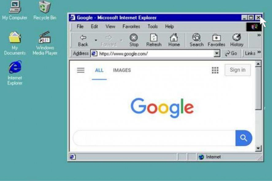 El adios a un navegador de internet histórico