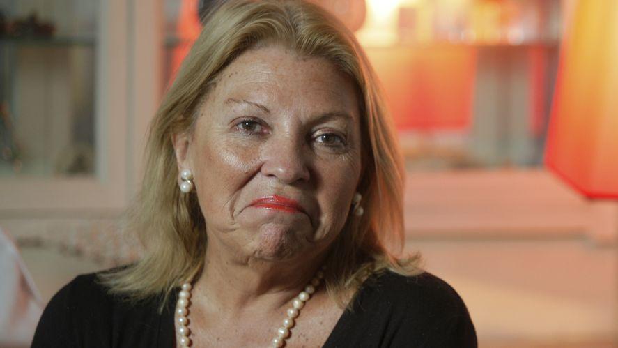 Elisa Carrió cruzó a Facundo Manes: miente descaradamente