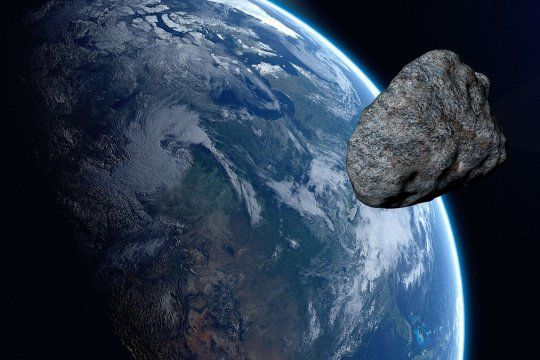 un asteroide puede destruirlo todo