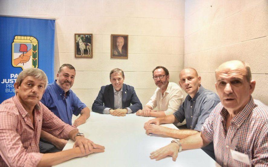 El PJ se reunió en la cuarta con el foco puesto en la estrategia electoral