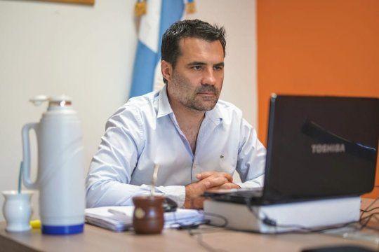 El secretario de Energía defendió el proyecto en Diputados