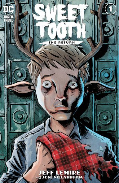 ¿Sabías que Sweet Tooth está basada en un cómic?