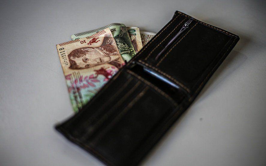 Una familia necesitó más de $40.700 pesos para no caer bajo la línea de la pobreza en febrero