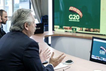 Alberto Fernández participará del G20 este fin de semana