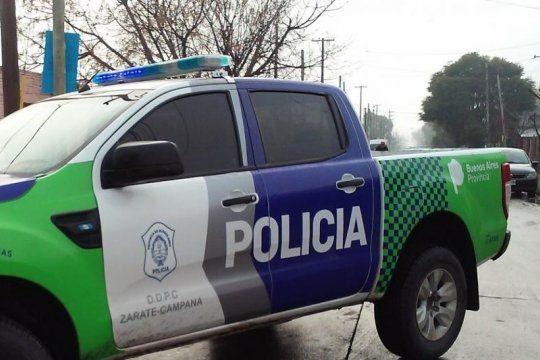 El robo fue en la localidad de Lima, en el partido de Zárate