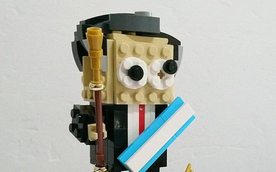 Néstor volvió... en forma de Lego: los secretos del muñeco de Kirchner que podría llegar a Cristina