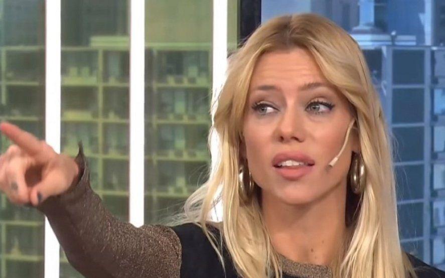 """La brecha de los pañuelos celestes: Para Nicole Neumann es """"incoherente"""" ser """"provida"""" y comer carne"""