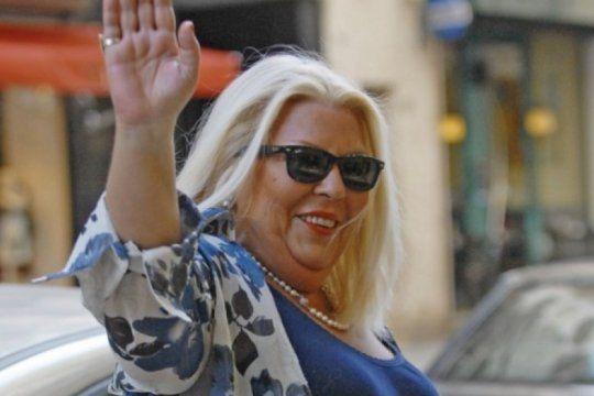 el asesor presidencial minimizo el derrape de carrio: ?ella es rock and roll, es la charly garcia de la politica?