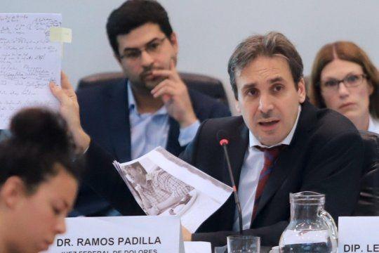 Ramos Padilla jura como titular del Juzgado Federal 1 de La Plata