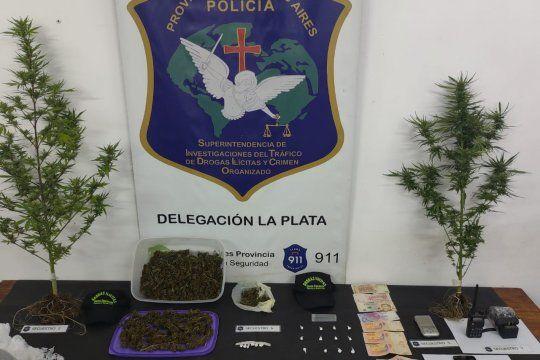 El hombre de 34 años fue detenido en Dolores entre Barragán y Liniers