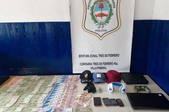 Los delincuentes robaron en La Plata a una mujer y sus dos hijos