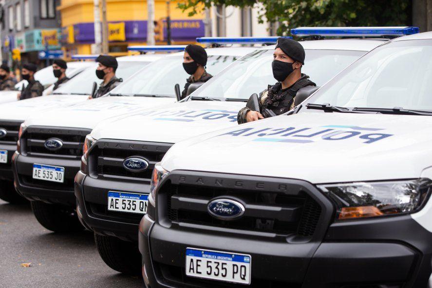 La Provincia comienza a vacunar a personal de fuerzas de seguridad