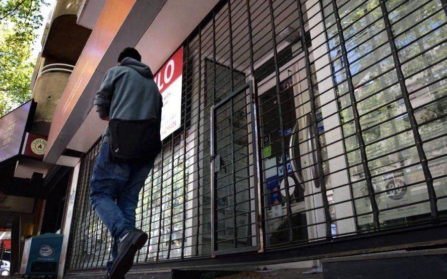 """Por la crisis, siguen cayendo las ventas: """"En La Plata se está vendiendo un 40% menos que el año pasado"""""""