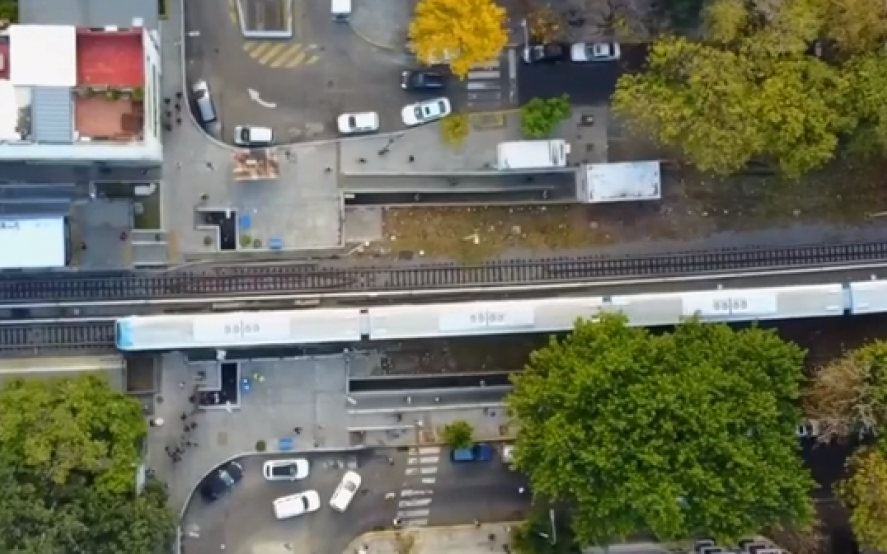 Macri, Vidal y Larreta inauguraron la mega obra del Viaducto Mitre