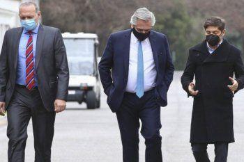 Axel Kicillof sostiene a Sergio Berni como ministro de Seguridad bonaerense.