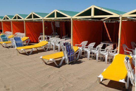 Los precios de carpas en Mar del plata aumentaron 30% en relación a la temporada anterior