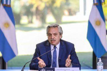 Alberto Fernández y un nuevo acercamiento con Sergio Palazzo