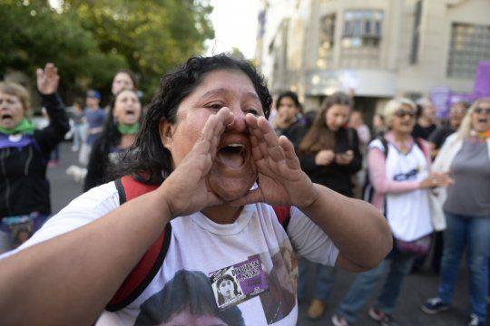 trata de personas: la madre de johana ramallo brindara manana una conferencia de prensa
