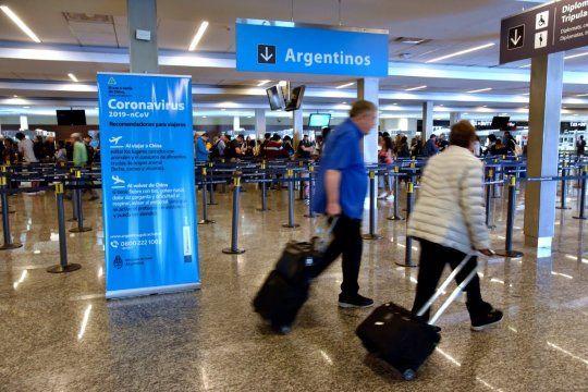Se extiende el cierre de fronteras para extranjeros no residentes hasta el 28 de febrero