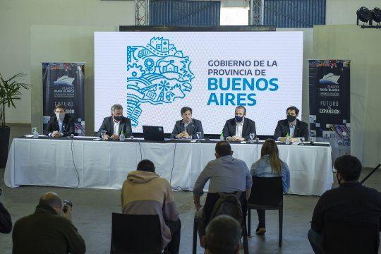 El gobernador bonaerense, Axel Kicillof, sostuvo que el desalojo de Guernica fue una decisión judicial.