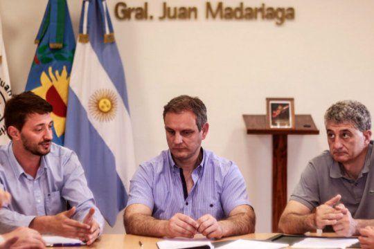 el intendente de madariaga, duro con alberto fernandez: ?el presidente se enamoro de la cuarentena?
