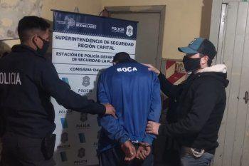 Dos jóvenes fueron detenidos en Arturo Segui por varias entraderas