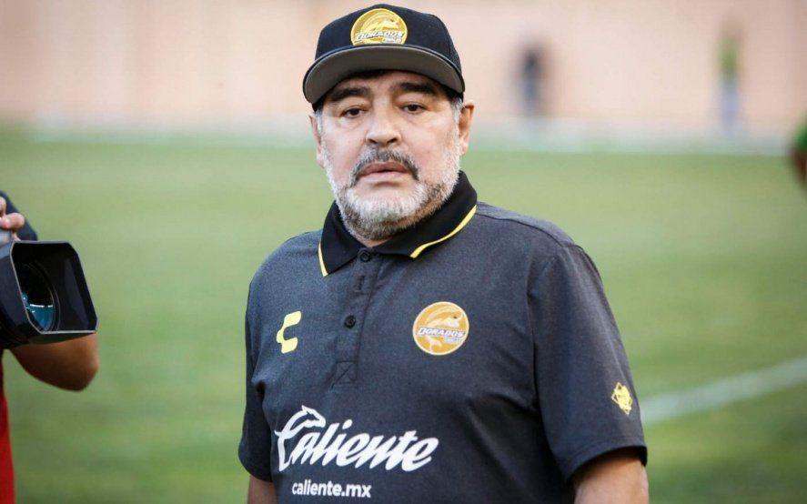 El abogado de Maradona habló sobre los rumores de Diego y un principio de Alzheimer